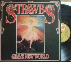 【英A&M】Strawbs/Grave New World