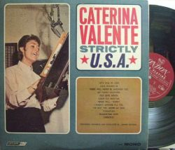 【米London mono】Caterina Valente/Strictly U.S.A.
