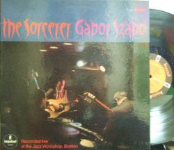 【米Impulse】Gabor Szabo/The Sorcerer