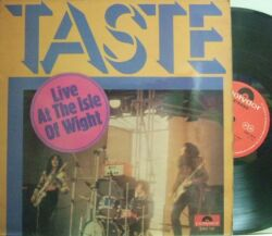 【英Polydor】Taste/Live At The Isle of Wight