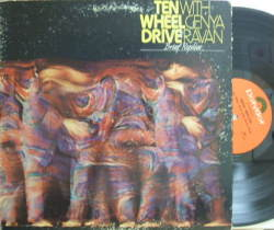 【米Polydor】Ten Wheel Drive with Genya Ravan/Brief Replies (Dave Liebman)
