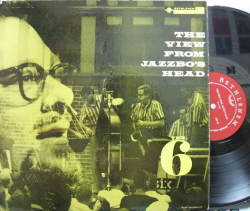 【米Bethlehem mono】The Six/The View From Jazzbo's Head