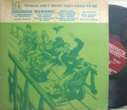 【米Swingville mono】Coleman Hawkins, Pee Wee Russell, etc/Things Ain't What They Used To Be