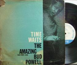 【米Blue Note 47w63rdNY mono】Bud Powell/Time Waits