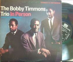 【米Riverside】Bobby Timmons Trio/In Person (Recorded Live At The Village Vanguard)
