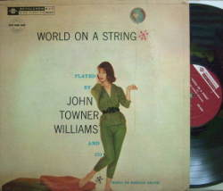 【米Bethlehem mono】John Towner Williams/World On A String