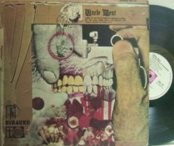 【英Bizzare/Transatlantic】Frank Zappa & Mothers of Invention/Uncle Meat (2LP)
