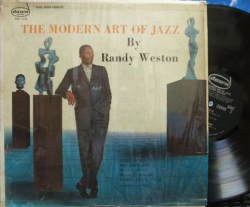 【米Dawn mono】Randy Weston/The Modern Art of Jazz
