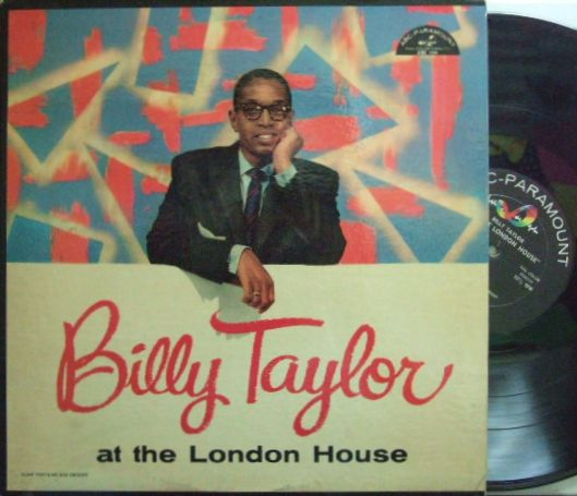 【米ABC Paramount mono】Billy Taylor Trio/At The London House