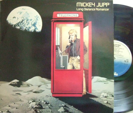 【米Chrysalis】Mickey Jupp/Long Distance Romancer (Kevin Godley, Lol Creme, Andy Mackay, etc)