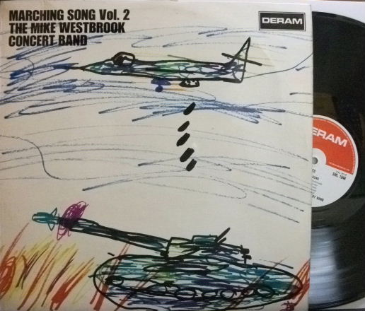 【英Deram】Mike Westbrook/Marching Song vol.2 (John Surman, Alan Skidmore, etc)