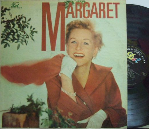【米Dot mono】Margaret Whiting/Margaret