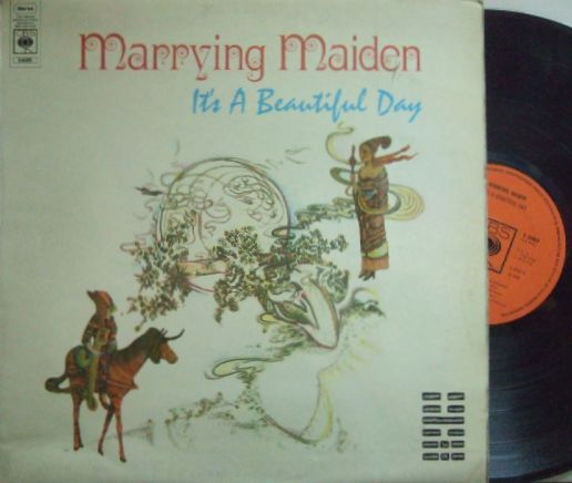 【英CBS】It's A Beautiful Day/Marrying Maiden
