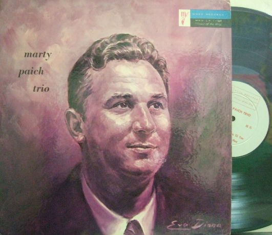 【米Mode mono】Marty Paich/3 (Red Mitchell, Mel Lewis)