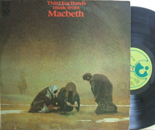 【英Harvest】Third Ear Band/music from Macbeth