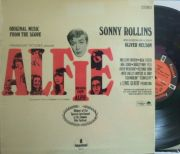 【米Impulse】Sonny Rollins/Alfie (Phil Woods, J.J.Johnson, Kenny Burrell, etc)