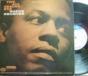 ����Blue Note NY mono��Wayne Shorter/The All Seeing Eye (Freddie Hubbard, Herbie Hancock, Ron Carter, etc)