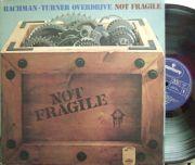 【英Mercury】Bachman Turner Overdrive/Not Fragile