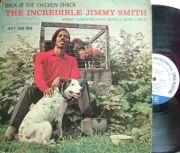 【米Blue Note NY mono】Jimmy Smith/Back At The Chicken Shack (Kenny Burrell, Stanley Turrentine)