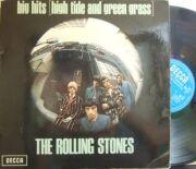 【英Decca】Rolling Stones/Big Hits [High Tide & Green Grass] (open Decca)