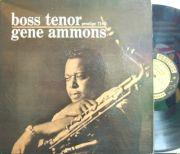 【米Prestige mono】Gene Ammons/Boss Tenor (Tommy Flanagan, Doug Watkins, etc)