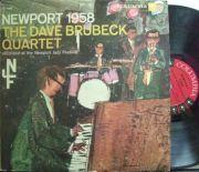 ����Columbia mono��Dave Brubeck Quartet/Newport 1958