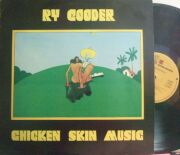 【英Reprise】Ry Cooder/Chicken Skin Music (レアなジャケ違い)
