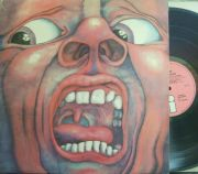 【英pink Island】King Crimson/In The Court of Crimson King (レアなマトリックス A2/B3)