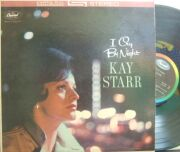 【米Capitol】Kay Starr/I Cry By Night (Ben Webster, Gerald Wiggins, etc)