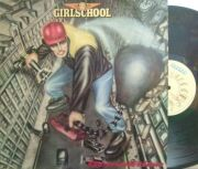 【英Bronze】Girlschool/Demolition