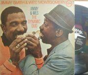 【米Verve】Jimmy Smith & Wes Montgomery/Dynamic Duo