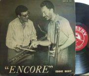 ����Savoy mono��Eddie Bert/Encore (with J.R. Monterose, Hank Jones and Joe Puma)