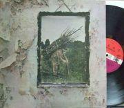 【英Atlantic】Led Zeppelin/Four Symbols (Misty Mountain HopがTopとミス・プリント)