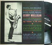 【米Pacific Jazz mono】Gerry Mulligan/The Genius (Chet Baker, Lee Konitz, Jon Eardley, Zoot Sims, etc)