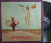 【英Decca】Rolling Stones/Get Yer Ya-Ya's Out! (マト1)