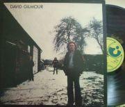 【英Harvest】David Gilmour (Pink Floyd)/Same (ミス・クレジット)