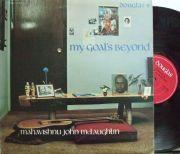 【英Douglas】Mahavishnu John McLaughlin/My Goal's Beyond (Charlie Haden, Dave Liebman, etc)