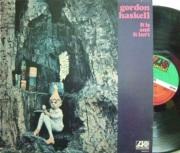 【英Atlantic】Gordon Haskell (ex King Crimson)/It Is And It Isn't (John Wetton, Alan Barry, etc)