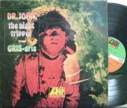 【英Atlantic】Dr. John, The Night Tripper/Gris-Gris