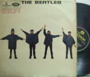 【英Parlophone mono】The Beatles/Help!