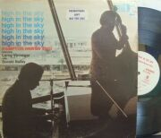 【米Vault】Hampton Hawes/High In The Sky (Leroy Vinnegar, Donald Bailey) promo
