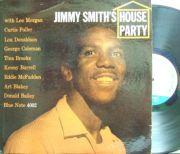 【米Blue Note 47w63rdNY mono】Jimmy Smith/House Party (Lou Donaldson, Tina Brooks, Kenny Burrell, etc)