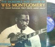 ����Riverside mono��Wes Montgomery/The Incredible Jazz Guitar (Tommy Flanagan)