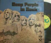 【英Harvest】Deep Purple/In Rock (グラモフォン・リム)