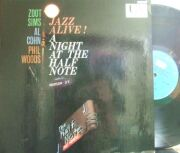 【米United Artists】Zoot Sims, Al Cohn, Phil Woods/Jazz Alive! A Night At The Half Note
