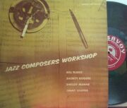 【米Savoy mono】Bill Russo, Shorty Rogers, Shelly Manne, Jimmy Giuffre/Jazz Composers Workshop (Art Pepper)
