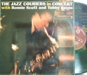 【英MFP mono】The Jazz Couriers/In Concert (Tubby Hayes, Ronnie Scott)