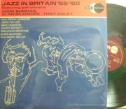 【英Decca Eclipse】John Surman, Alan Skidmore, Tony Oxley/Jazz in Britain '68-'69 (Kenny Wheeler, John Taylor, etc)