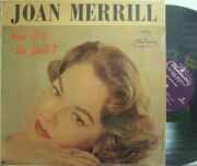【米Westminster mono】Joan Merrill/How Did He Look?