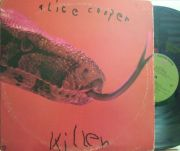 【米Warner Bros】Alice Cooper/Killer (グリーン・レーベル)